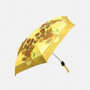 五折口袋伞-梵高《向日葵》 | 英国国家美术博物馆联名款