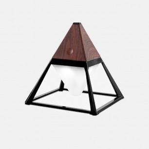 金字塔小夜灯 | 三种灯光模式 简约小巧