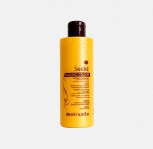 锁色护色护发素 天然植物精华 | 滋润发质 锁色持久