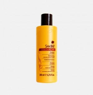 锁色护色洗发水 天然植物精华 |  滋润发质 锁色持久