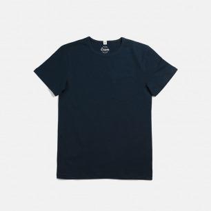 全棉复古运动T恤有口袋 | 复古与时尚兼得的运动T恤