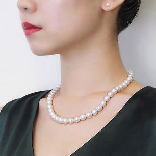 经典款高品质珍珠项链  | 永不过时的奢华经典
