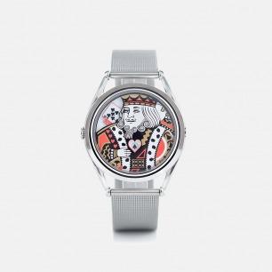King/Queen手表  | 英伦风原创设计 创意潮牌