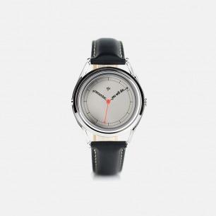 The Accurate手表  | 英伦风原创设计 创意潮牌