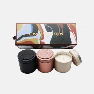 香薰蜡烛 旅行小铁罐套装 | 英国进口大豆蜡,小巧精致