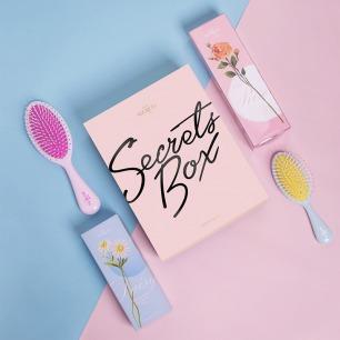自带香气的香氛梳礼盒 | 从头皮到发丝都充满香味