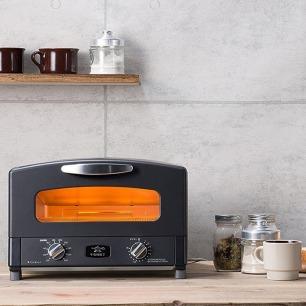 新垣结衣同款复古小烤箱 | 不用预热 0.2秒就能急速升温