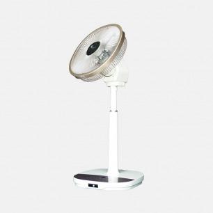 日本热销30万的电风扇 | 360度吹出自然风