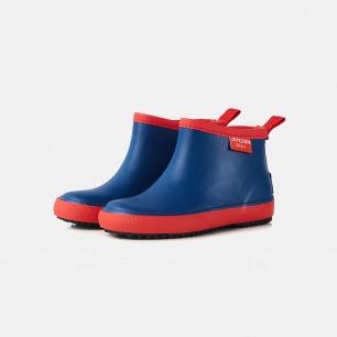 短筒时尚儿童雨鞋 多款可选 | 再也不怕雨天湿鞋 好看舒适又安全