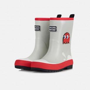 吃豆人合作款儿童雨鞋雨靴 | 再也不怕雨天湿鞋 好看舒适又安全