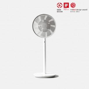 吹出自然风的果岭风扇 | 日本设计 颜值超高超静音