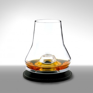冰镇威士忌杯+速冻底托 | 别让冰块影响酒香口感