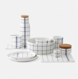 Mormor北欧简约餐盘 | 碗、盘子、黄油板可选