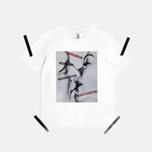 男士AS A SCANDAL IN PARIS T恤 | 原创设计师品牌 舒适透气 柔软不变形