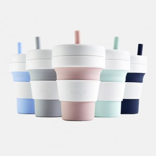 INS爆款折叠水杯 小巧随行 | 巧妙设计超便携 多款可选