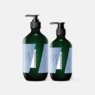 丰盈固本洗发水 天然呵护 | 强韧发丝 告别掉发断发