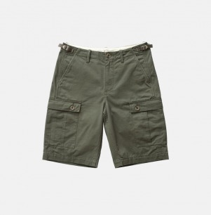 男士复古全棉工装短裤 | 原创设计 舒适透气