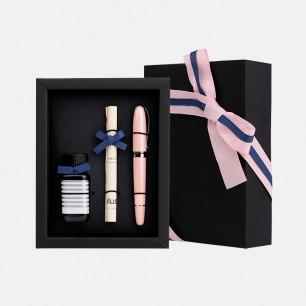 安迪系列-樱花粉钢笔墨水礼盒 | 少女心爆棚 甜美可爱