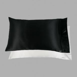 Mr. & Mrs. 美式真丝枕套 | 触感丝滑 舒适亲肤