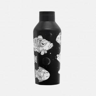 黑白涂鸦不锈钢保温杯 噫哇鱼 | Naileasy联名 赠可爱甲油