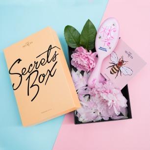 限量版桃花香氛梳礼盒 | 用浪漫香氛诠释甜蜜的爱意