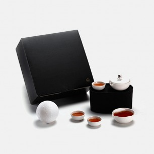 便携茶具礼盒 登月纪念版 | 荣获红点奖 独特巧妙设计