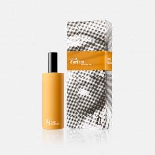 东方皮革中性香水 | 法国制造 小众植物香氛
