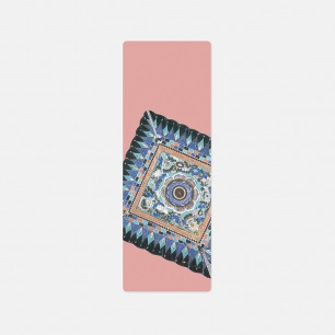 莲花缠枝 瑜伽垫   敦煌艺术系列