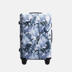 侏罗纪限量款行李箱-降临 | 茂密的丛林 恐龙出没