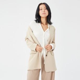 休闲西装外套 宽松显瘦 | 经典舒适又百搭 时尚慵懒