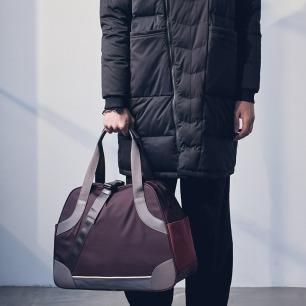 时尚恐龙手提健身旅行袋 | 奢华配色 独具格调