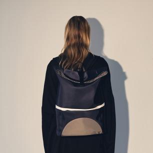 日常简约实用考拉双肩背包 | 超大容量 满足各种使用场合