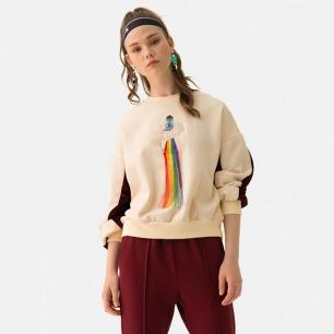佛如彩虹卫衣-2色 | 原创设计师品牌