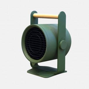 2秒速热的高颜值暖风机 | 3C认证 更放心的取暖