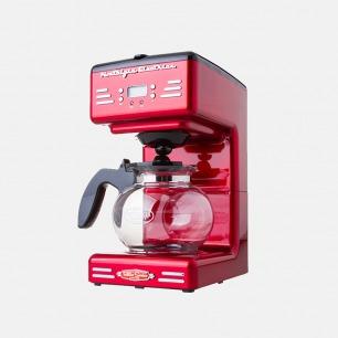 复古美式滴滤式咖啡机 | 咖啡爱好者的宠儿