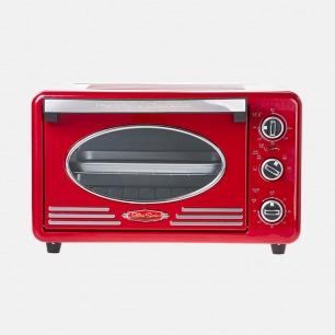 50年代复古烤箱 极致烘培 | 多种功能模式 容易清洗