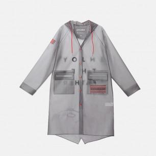 致敬登月 透明雨衣成人款 | 陪你享受天气 自由探索