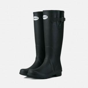 英伦风高筒雨靴 6色可选 | 鞋底舒适透气 360度防水