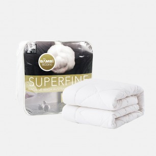 澳洲进口羊绒被 蓬松温暖 | 100%羊毛填充 恒温透气