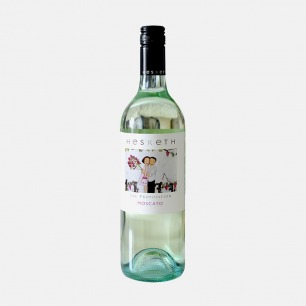 澳洲莫斯卡托起泡酒- 纪念日 | 知名艺术家与四星酒庄合作款
