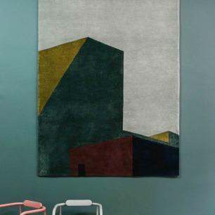印度工艺大师手工编织挂毯 | 挂在墙上的艺术品