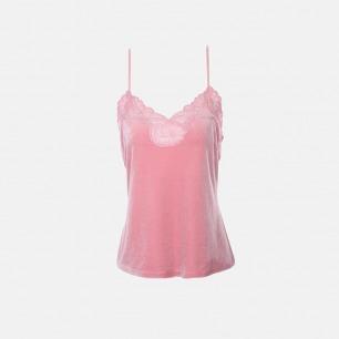 保暖显瘦丝绒内搭吊带衫 | 时髦单品 新颖设计