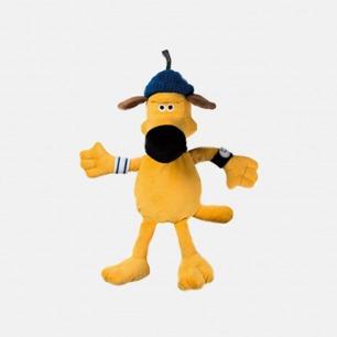 卡通玩偶比泽尔狗暖手宝 | 可以用微波炉加热的暖包
