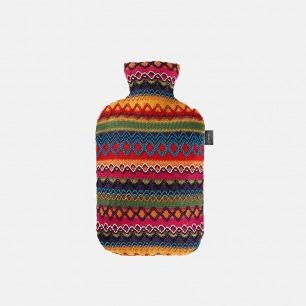 德国进口秘鲁风情热水袋 | 穿针织外套的热水袋