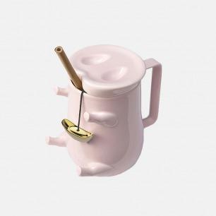 小猪陶瓷杯 己亥年生肖杯 | 趣味十足的原创设计 三款色
