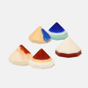 法国纯天然几何形手工皂 | 自然香氛 巴黎工坊手工制作