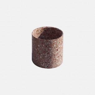 水磨石元素收纳花钵 |  现代空间中的点睛之笔