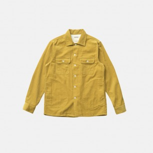 复古温暖灯芯绒衬衫 | 质感舒适 男女同款