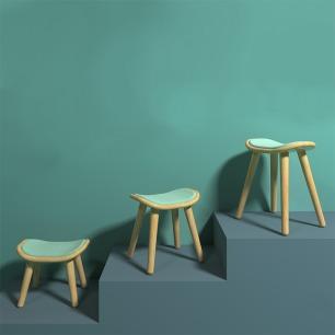 小朋友的小软凳-3色 | 环保、安全、舒适、颜值高