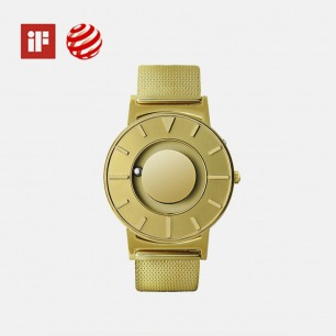 宝藏金触觉腕表 | 大英博物馆永久收藏